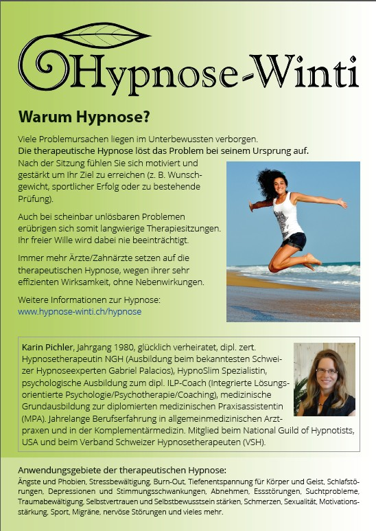 selbsthypnose abnehmen kostenlos